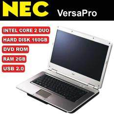 (REFURBISHED) LAPTOP NOTEBOOK NEC Intel CORE 2 DUO / 2GB DDR3 / 15/ 160GB 2.5Ghz Malaysia