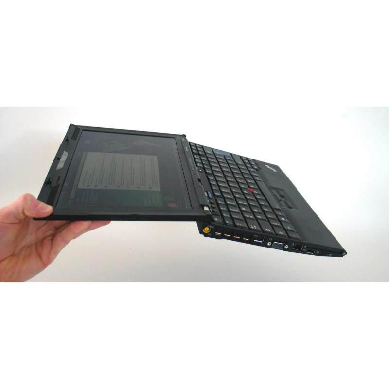(Refurbished) LENOVO ThinkPad X200 (Intel Core 2 Duo / 2.40GHz / 2GB Ram / 160GB HDD / 12 Inch) Malaysia