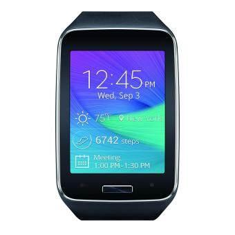 (Refurbished) Samsung Gear S Smartwatch AT&T - Black .