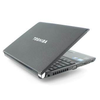 (REFURBISHED) TOSHIBA DYNABOOK rx3/intel  i5- 2.40GHZ/ 250GB / 4GB/ 13/ (BLACK) Malaysia