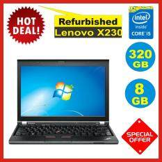 (Refurbished)Lenovo ThinkPad x230 Intel Core i5 8gb 320gb Malaysia