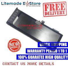 Replacement APPLE Macbook Pro 15 A1286 2011 2012 A1382 Battery Malaysia