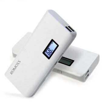 Romoss Sense 4 Plus 10400mAh LCD Power Bank - 2