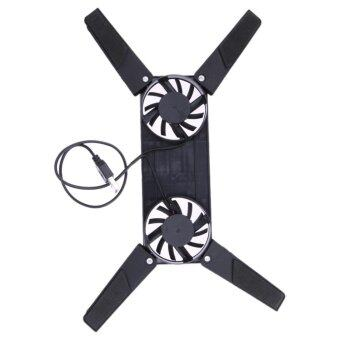Rotatable USB Fan Cooler Cooling Pad for Laptop Malaysia