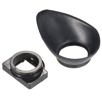 Rubber 22mm DSLR Camera Photo Eyecup Eye Cup Eyepiece Hood forNikon D7100 D7000 D5200 D5100 D5000 D3200 D3100 D3000 D90 D80camera
