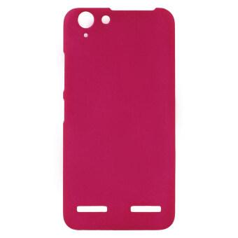 Rubberized Hard Cover Case for Lenovo Vibe K5 Plus / Vibe K5 - Rose