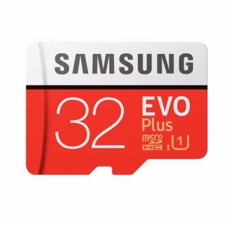 Samsung 32GB 95MB/s Micro SD Evo Plus Class 10 MicroSDXC UHS-I with FREE Adapter