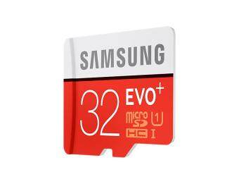 Samsung EVO Plus 32GB 95MB/s Class 10 Micro SD Memory Card with Adapter (SAMSUNG MALAYSIA OFFICIAL WARRANTY)