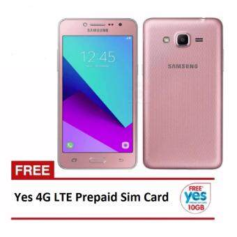 Samsung Galaxy J2 Prime 5 0'' 1 5GB RAM / 8GB ROM 4G / LTE Dual Sim-Rose  Gold (Official Samsung Warranty) Free Yes Sim card LTE 10GB