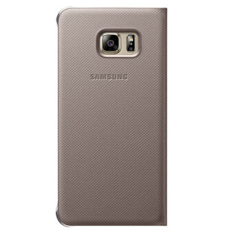 Samsung Galaxy S6 edge Plus 4G Plus S View Cover Gold