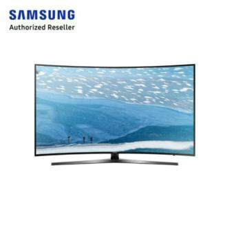 "Samsung UA49KU6300KXXM 49"" UHD 4K Curved Smart TV KU6300 Series 6"