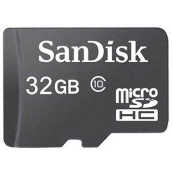 Sandisk 32GB Class 10 Micro-SD Card