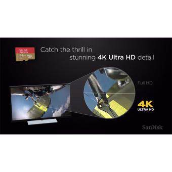 SanDisk Extreme 32GB 90MB/s U3 C10 microSDHC UHS-I Memory Card for Action Camera 4K Ultra HD Ready