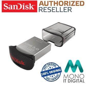 SanDisk Ultra Fit 16GB 130MB/s High Speed USB 3.0 Flash Drive ThumbDrive (ORIGINAL)