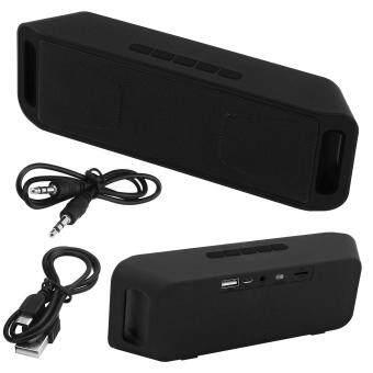 SC208 Bluetooth 4.0 Speaker Wireless FM Super Bass Full range Sound HIFI Stereo