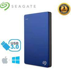 Seagate 2TB Backup Plus Slim External Hard Drive (Blue)