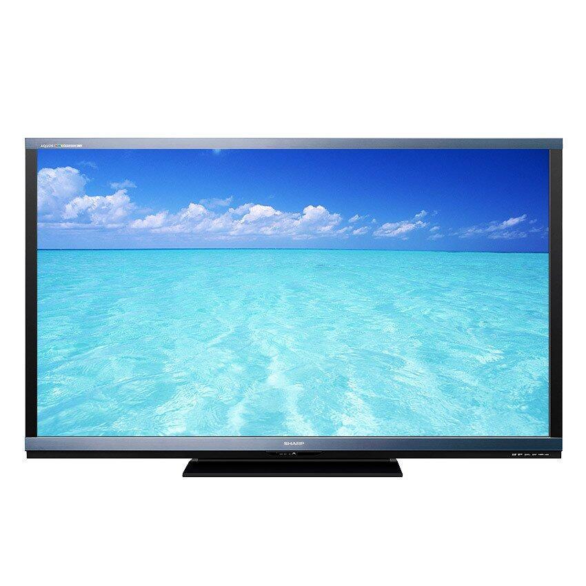 sharp 80 flat panel tv aquos quattron 3d. Sharp 80\u201d 3D Smart Full HD LED Net TV - Aquos Quattron LC80LE940X | Lazada Malaysia 80 Flat Panel Tv 3d A