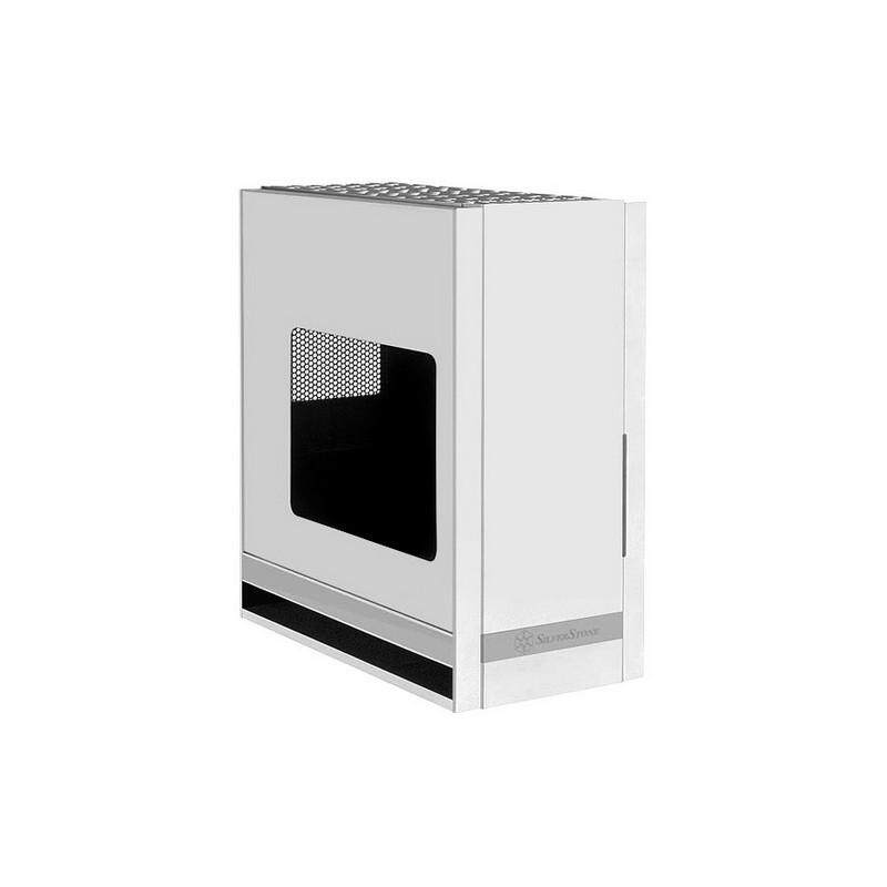 Silverstone Casing Atx Ft05 Window (Sst-Ft05S-W) Silver Malaysia
