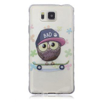 Soft TPU Cover Case for Samsung Galaxy Alpha G850F