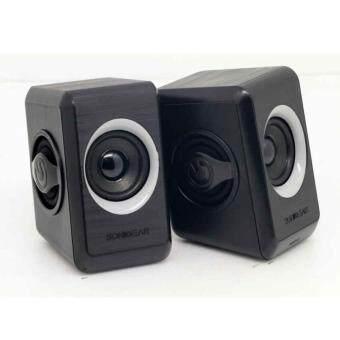 Sonic Gear Quatro 2 USB Speaker-GREY Malaysia
