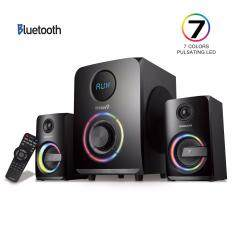 SonicGear Titan 9 BTMI Bluetooth Speaker System (7 LED Lighting) Malaysia