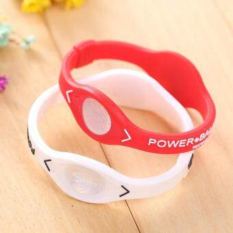 Sports Power Balance Energy Health Original Bracelet SiliconeRandom Color
