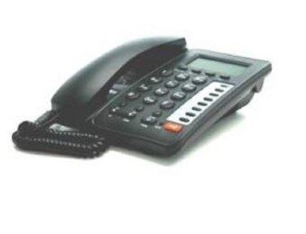 Malaysia Prices Startech Single Line Telephone Model ST-100 Black