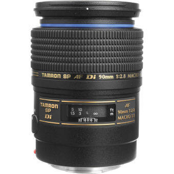 Harga Tamron SP 90mm f/2.8 Di Macro Autofocus Lens for Sony (DSC MalaysiaWarranty)