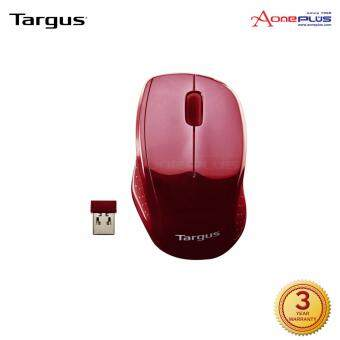 Targus W571 Wireless Optical Mouse 1600DPI - AMW57102AP (Red) - 4