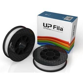 Tiertime UP Fila PLA White 3D Printer Filament 1.75mm 1KG (2x500g)