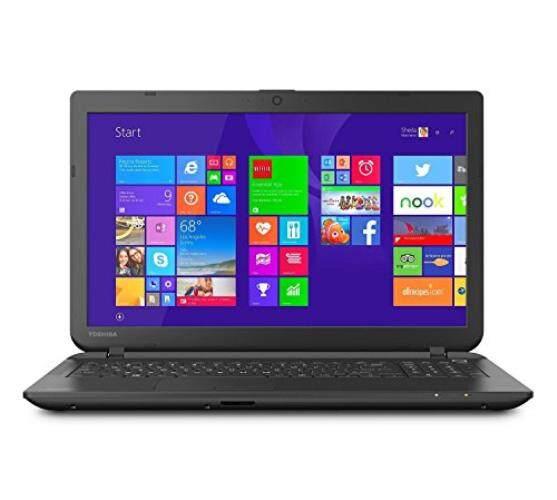 Toshiba Satellite 15.6 HD Touchscreen Laptop PC, AMD A6-6310 Quad-Core Processor, 4GB RAM; 500GB HDD, DVD-RW, WIFI, Webcam, HDMI, VGA, AMD Radeon R4, Windows 8.1 Malaysia