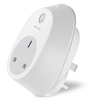 TP-link Wi-Fi Wireless Smart Plug HS100 Control Appliances Remotely - 2