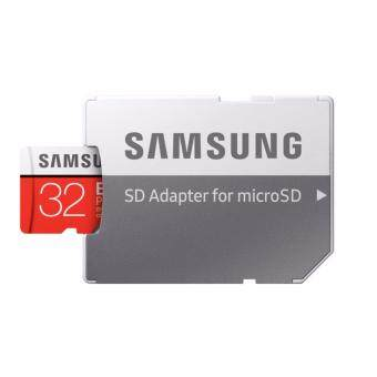 Twin Pack Samsung 32GB 95MB/s Micro SD Evo Plus Class 10 MicroSDXC UHS-I with FREE Adapter
