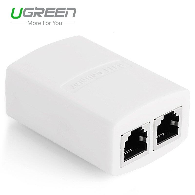 UGREEN RJ11 Female Jack to Double Female Jack Filter Splitter Adapter Malaysia