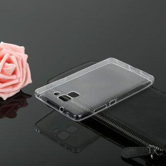 Ultra Slim Thin Silicone TPU Transparent Soft Clear Phone Cover Case For Huawei Honor 7 Phone