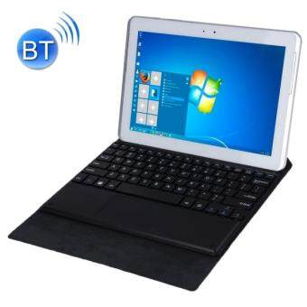 Harga Universal Bluetooth Keyboard Litchi Texture Leather Case withHolder for 10 1 inch Windows 7 8