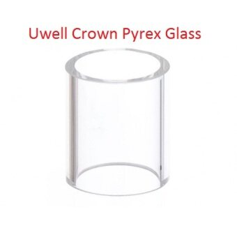 Harga Uwell Crown Pyrex Glass High Grade Replacement Glass Tube CrownGlass