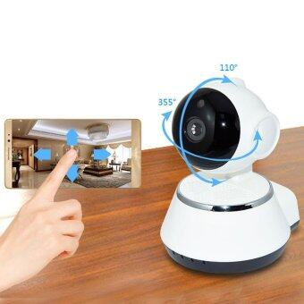 V380 HD 720P Mini IP Camera Wifi Wireless P2P Security SurveillanceCamera Night Vision IR Baby Monitor Motion Detection Alarm