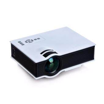 VANPIE UC40 Portable Mini Projector LCD LED Mini Projector WithWifi for Home Theater Cinema Video Games