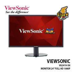 ViewSonic VA2419-sh 24 SuperClear® AH-IPS frameless HDMI Full HD Monitor Malaysia