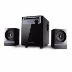 VINNFIER Ether 3BTR 2.1 Speaker with Built in Bluetooth, FM, Micro SD and USB Malaysia