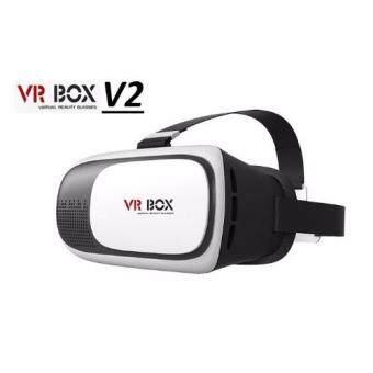 VR Box 2nd Enhanced Generation VR Gear 3D Virtual Reality VRBOX VER2 VR360 V2 Cinema