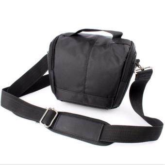 Waterproof Camera Bag Case For Canon EOS M10 EOS M3 EOS M2 EOS M100D 1300D 1200D 1100D 760D 750D 700D 650D 600D 550D 500D 450D 400D18-55mm Lens