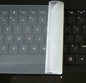 Womdee Clear White Universal Silicone Keyboard Protector Skin Cover For 14 Inch Laptop Notebook Malaysia