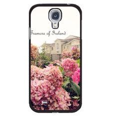 Y&M Elegant Flowers Phone Case for Samsung Galaxy Mega 6.3 .