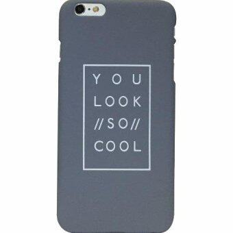 iphone y plus. you look so cool phone case for apple iphone 6 plus / 6s iphone y