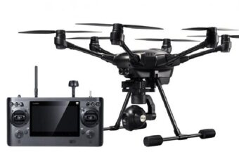 Yuneec Typhoon H RTF RC Helicopter FPV RC Drone HD camera with 4 K 360 Gimbal Rotation