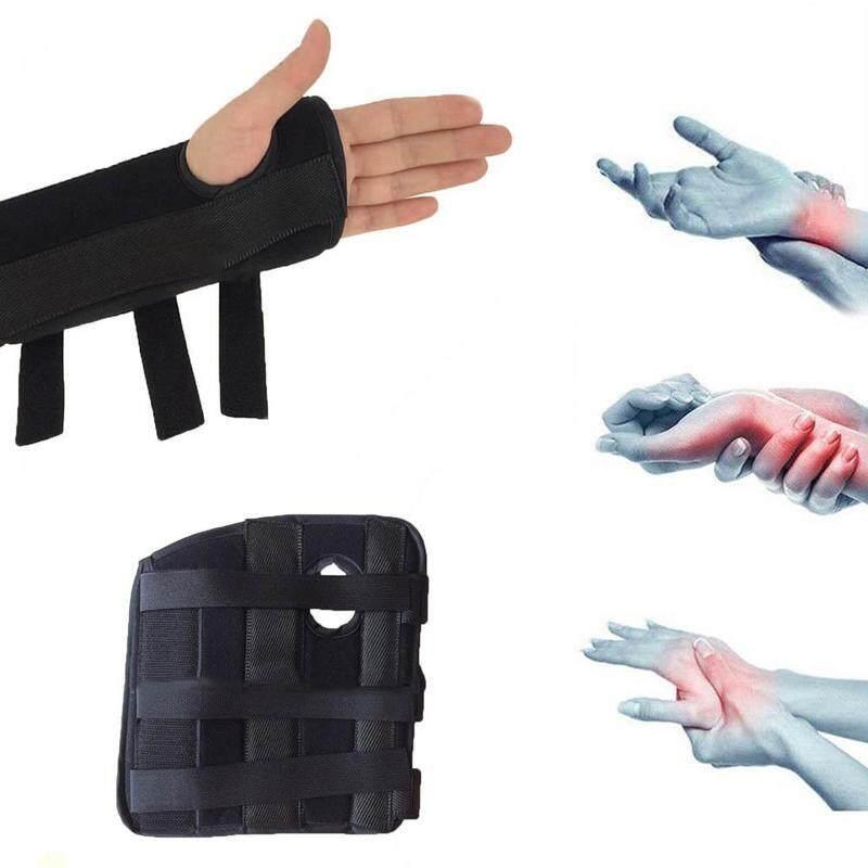 Wrist Joints Support Band Sport Wrist Hand Thumb Finger Sprain Fractures  Arthritis Protector Glove Adjust Wristband