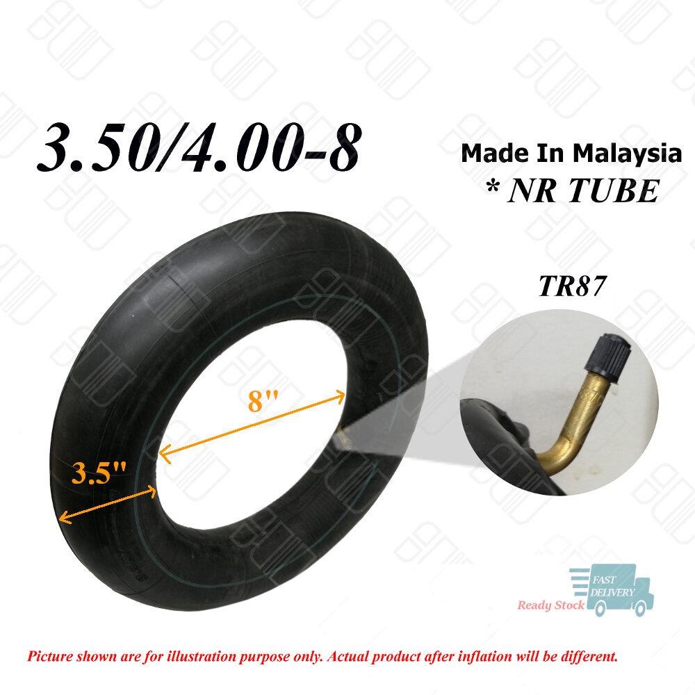 2 x Inner Tube 3.50//4.00-8 Wheel Barrow Tyre Innertube 8 Inch Rim 400-8 350-8