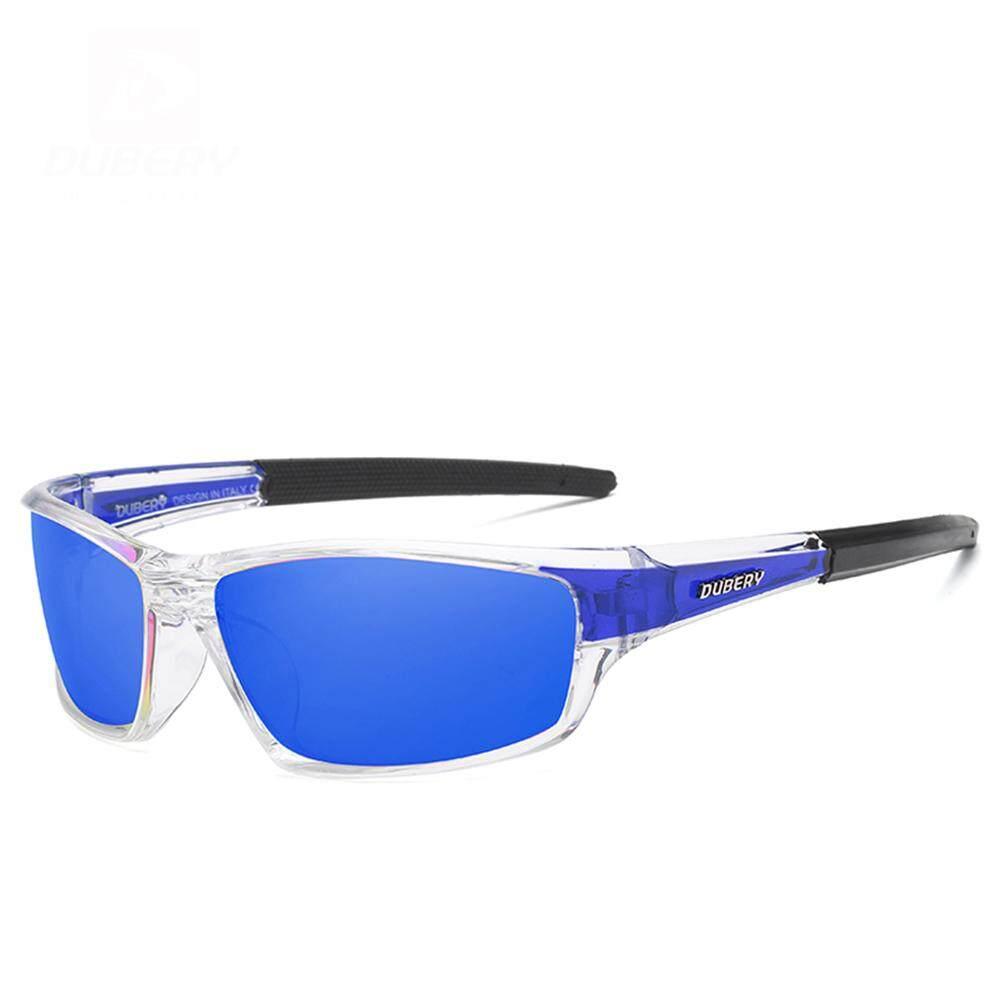 New Design DUBERY Polarized Cycling Glasses Sungasses UV400 Googles Men Eyewear